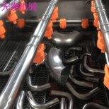 先泰XT-HF10260不锈钢管件专用超声波鼓泡清洗烘干机厂家