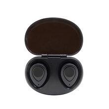真无线双耳蓝牙耳机迷你入耳式带充电底座TWS无线耳机