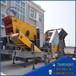 葫芦岛建筑垃圾移动破碎车移动破碎站破碎行业的新星yz