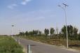 什么样的道路适合用太阳能路灯