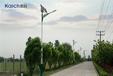 太阳能LED路灯在新农村建设中不可或缺