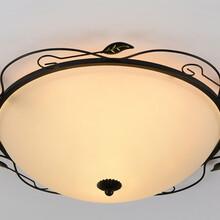 家居照明灯美式灯餐厅灯客厅灯卧室吊灯图片