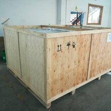 出口木箱免熏蒸分類??膠合板木箱圖片