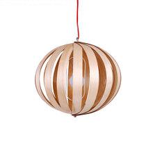 现代创意实木吊灯在哪里买?中山市古镇图片