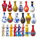 廠家定制陶瓷酒瓶,青花瓷酒瓶,一斤裝陶瓷酒瓶