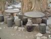 大理石石桌·晚霞红石桌·石桌订做·园林石桌·石桌规格