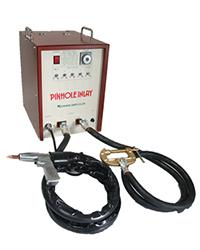 日本进口PINHOLEINLAY金属合金熔融填充机中国库存