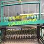 供应大量有机肥发酵设备槽式翻抛机翻耙机荥阳宏伟图片