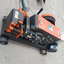剪切钢筋机械钢筋加工机器钢筋切断机规格图片