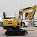 农用挖沟机实用小挖机1吨微型挖掘机
