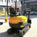 小型挖掘机果园大棚微型挖掘机超小挖掘机