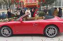 千阳县婚庆租车婚车租赁金钥匙婚车专业婚庆车队出租图片