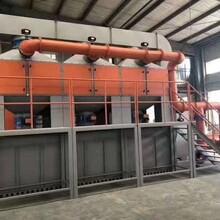山東催化燃燒設備廠家VOCs廢氣處理設備遠大環保公司批發圖片