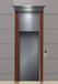 镀铜板电梯门套