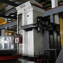 捷克飛馬特WFT13CNC臥式鏜銑加工中心工廠在位機圖片