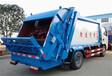压缩垃圾车多少钱一辆?买哪个牌子垃圾车有保障