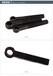 活节螺丝活结螺栓孔眼带孔螺栓Q235钢4.8级