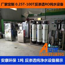 南阳1吨纯净水设备,南阳2吨反渗透设备厂家,工厂用净水设备