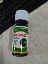 宁城县黄瓜专用型叶面肥昆仑座果王