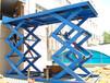 济南峻茂液压货梯液压升降平台导轨式升降机安全稳定高效
