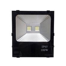 LED投射灯户外室外、广告照明投光灯,防水路灯100w150w200w高档庭院照明