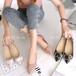 2017新款女鞋漆皮女鞋商务休闲女鞋桠顺鞋业供应