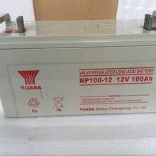 汤浅12V100AHUPS蓄电池