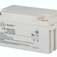 鸿贝蓄电池12V65AHFMBB1265T鸿贝铅酸免维护蓄电池UPS电源电池