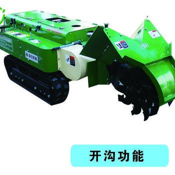重慶2F-30型自走式多功能施肥機價格-重慶財久農機