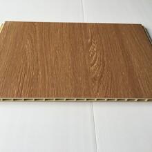 竹木纤维板集成墙板生态木板快速装修板快屋装修质量怎么样