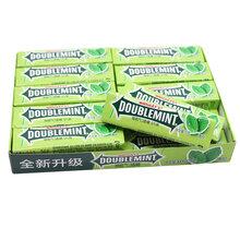 绿箭口香糖经典5片20条清新口气原味薄荷口香糖餐饮火锅店招待糖批发图片