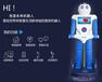 淘金陪護機器人/智能家居安防機器人