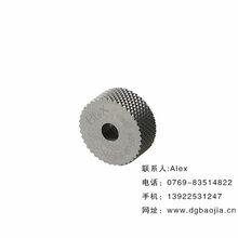 東莞自動車床壓花輪廠家批發BLX無倒角壓花輪精選進口含鈷高速鋼圖片
