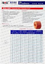 绳龙产品规格:Ф3MM-160MM锦纶复丝八股绳锦纶复丝三股绳