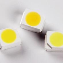直销LED5050七彩快闪贴片灯珠发光二极管贴片灯珠内置IC快闪