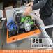 新疆木工机械多层板静音带吸尘折叠子母锯价格高转速铜芯电机精密推台锯