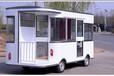 电动小吃房车移动流动烧烤车冷饮奶茶车