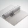 江都阳光板厂家价格可信赖的阳光板雨棚防水做法