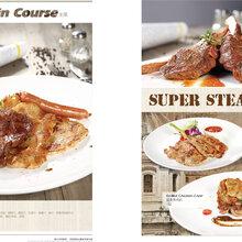 东南亚菜菜谱餐牌菜单设计东南亚菜美食菜品拍摄/摄影