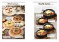 蚂蚁族美食菜谱设计菜单设计美食摄影菜谱设计酒水牌设计图片