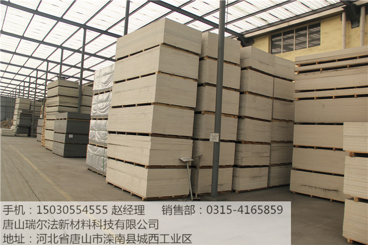 遼陽市纖維增強硅酸鈣板日發70余車