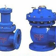 蘇州J644X氣動角式排泥閥JM742X隔膜式池底排泥閥圖片