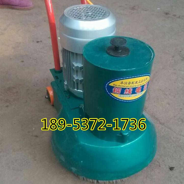 手推式打蠟機路面電動抹蠟機地板大理石地面抹蠟機現貨