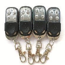 金属对拷遥控器卷帘门遥控器车库门遥控器