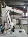 水刀切割機器人,一種空間曲線冷切割方式