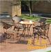 戶外家具戶外桌椅星巴克桌椅藤編桌椅