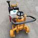 水泥路面开槽机电动混泥土地面开槽机汽油机路面开槽机