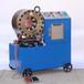 振鵬液壓膠管縮管機縮口壓膠管機熱縮套管切管機