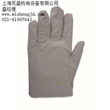 安防全棉帆布手套S006上海觅盛供