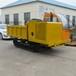 厂家定制履带式拖拉机自卸式水田运输车厂家